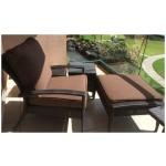 Granada Lounge Footrest